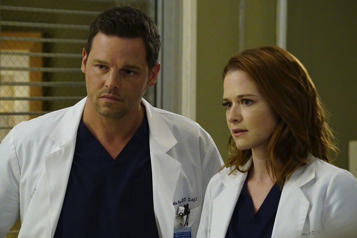 Will April Be Fired on Grey\'s Anatomy?   POPSUGAR Entertainment