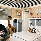 Mason Disick's Retro-Cool Big Boy Room