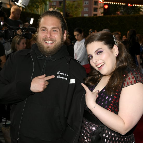Funny Reactions to Beanie Feldstein & Jonah Hill as Siblings