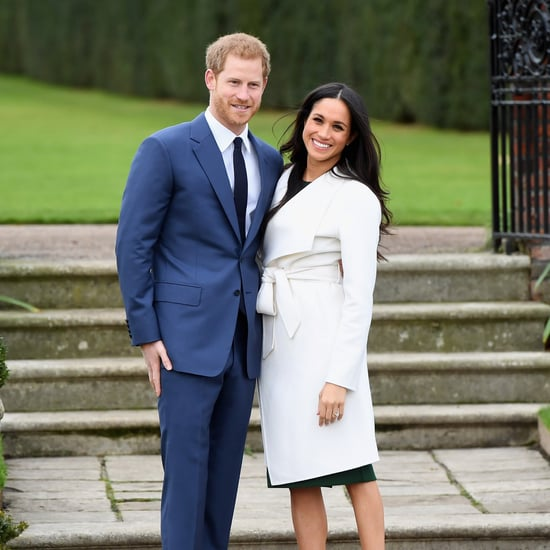 Meghan Markle's Line the Label White Trench Coat
