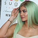 What Do You Think of Kylie's Candy-Colored Hair?