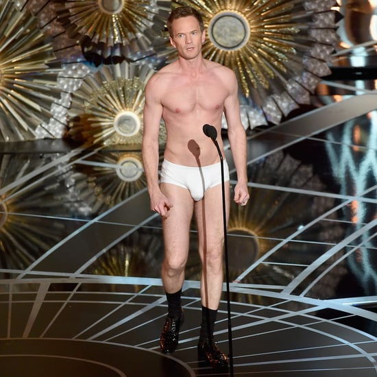 Neil Patrick Harris's Penis at the Oscars