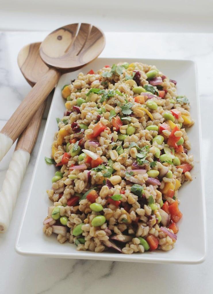 Thai-Inspired Barley Salad