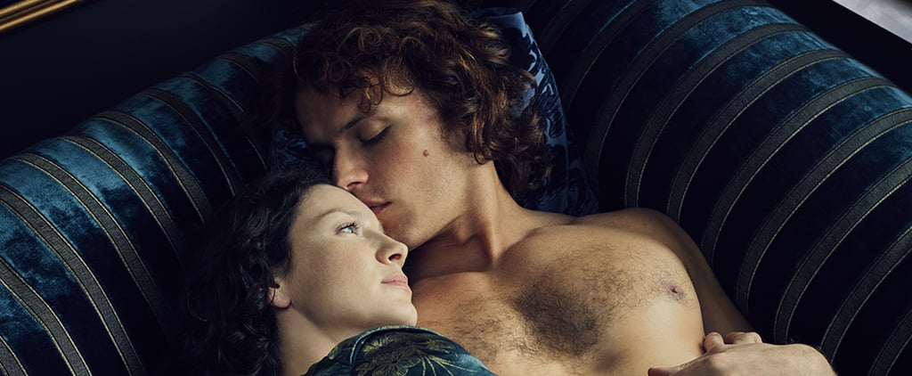 The 33 Sexiest Pictures of Jamie on Outlander