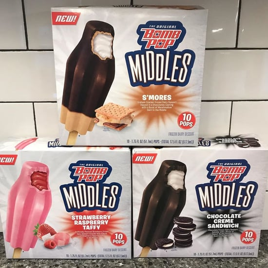 Bomb Pop Middles Frozen Dessert Flavors