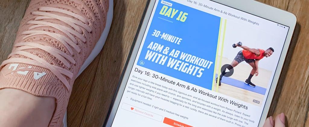 POPSUGAR Fitness 4-Week Full-Body Fusion: Week 3 Review
