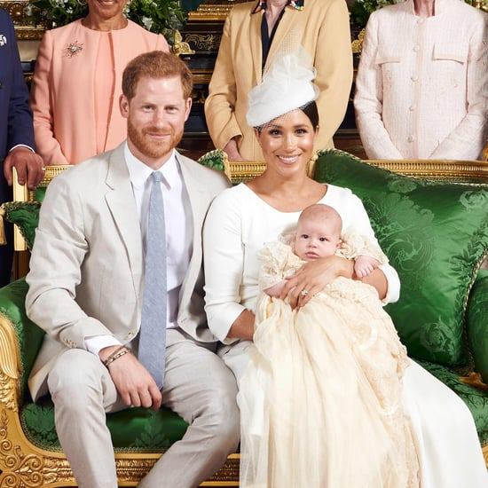 Meghan Markle's Outfit For Archie's Christening 2019