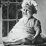 Elizabeth by a Window, 1927