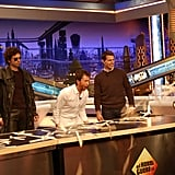 Tom Cruise joined the jokesters of El Hormiguero for a segment.