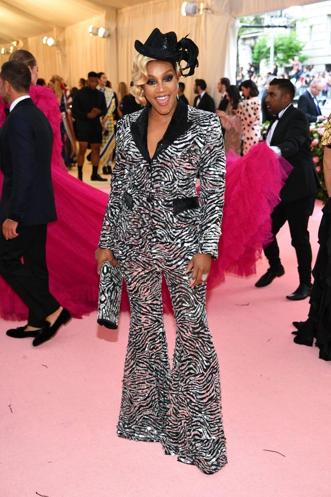 Photos of Tiffany at the 2019 Met Gala