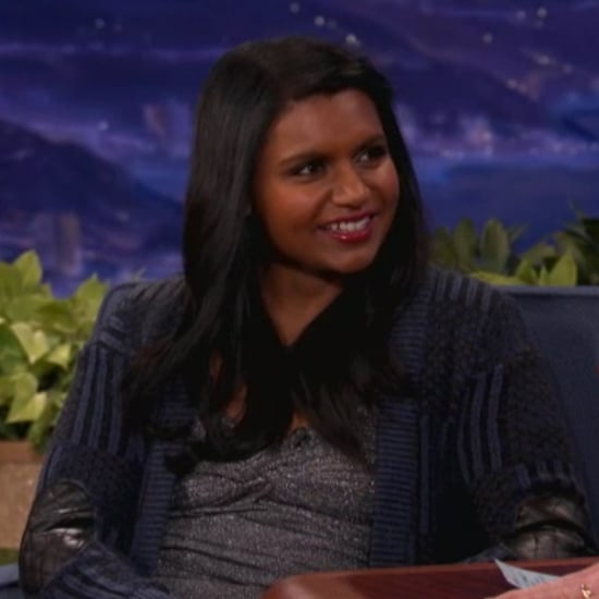 Mindy Kaling on Conan