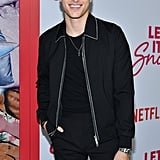 Matthew Noszka at the Let It Snow Premiere