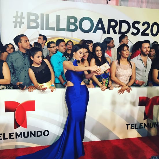 Natti Natasha's Billboard Latin Music Awards Diary 2016