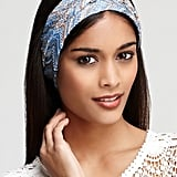Whether you're keeping your hair out of your face or just looking to jazz up an otherwise ho-hum style, Missoni's Pastel Headband ($71, originally $95) lends a high-end finish.