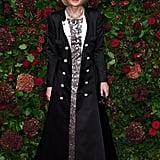 Anna Wintour at the 65th Evening Standard Theatre Awards