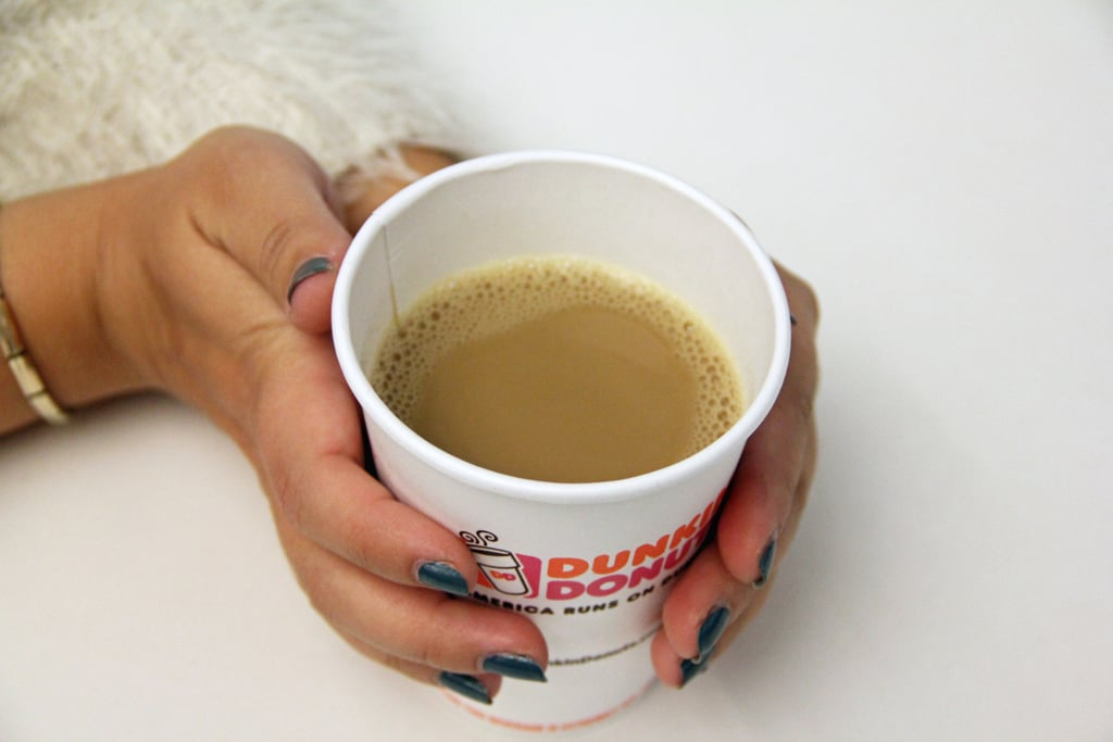 Dunkin Donuts Salted Caramel Hot Chocolate Review