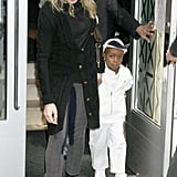 Madonna in NYC