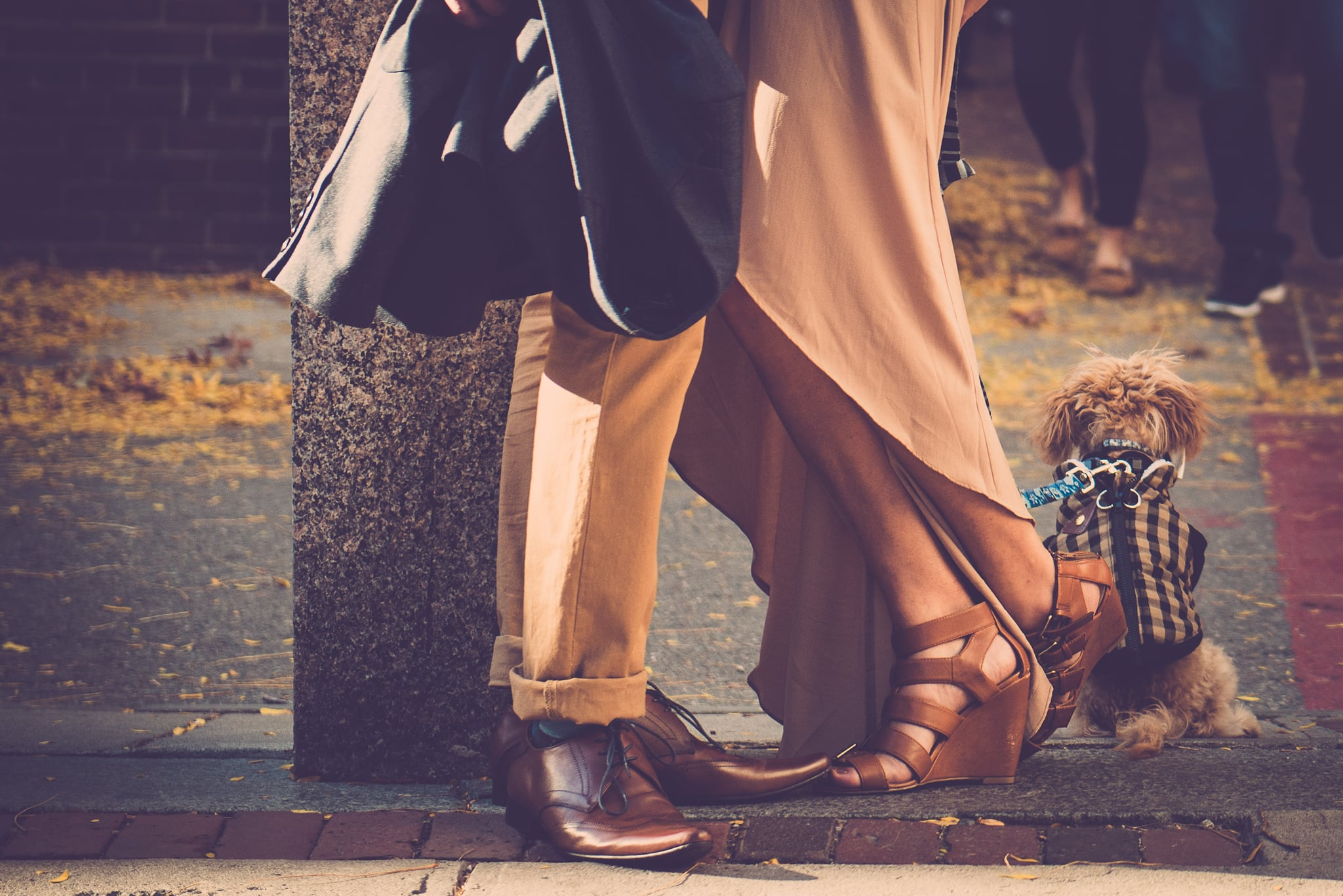"""How long did you date before getting engaged? """"We dated for one and a half years before getting engaged. When long distance is a major factor in the relationship, you get to know the person very well, very fast. A few months into our relationship he pretty much knew all about my imperfections and flaws in addition to all the good things, too, of course! We both knew very early on how special our bond was."""" Photo by Christian Pleva"""