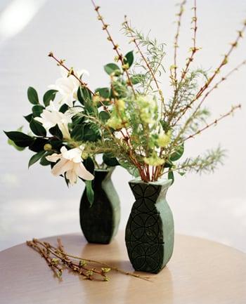 DIY: Floral Foam Vase
