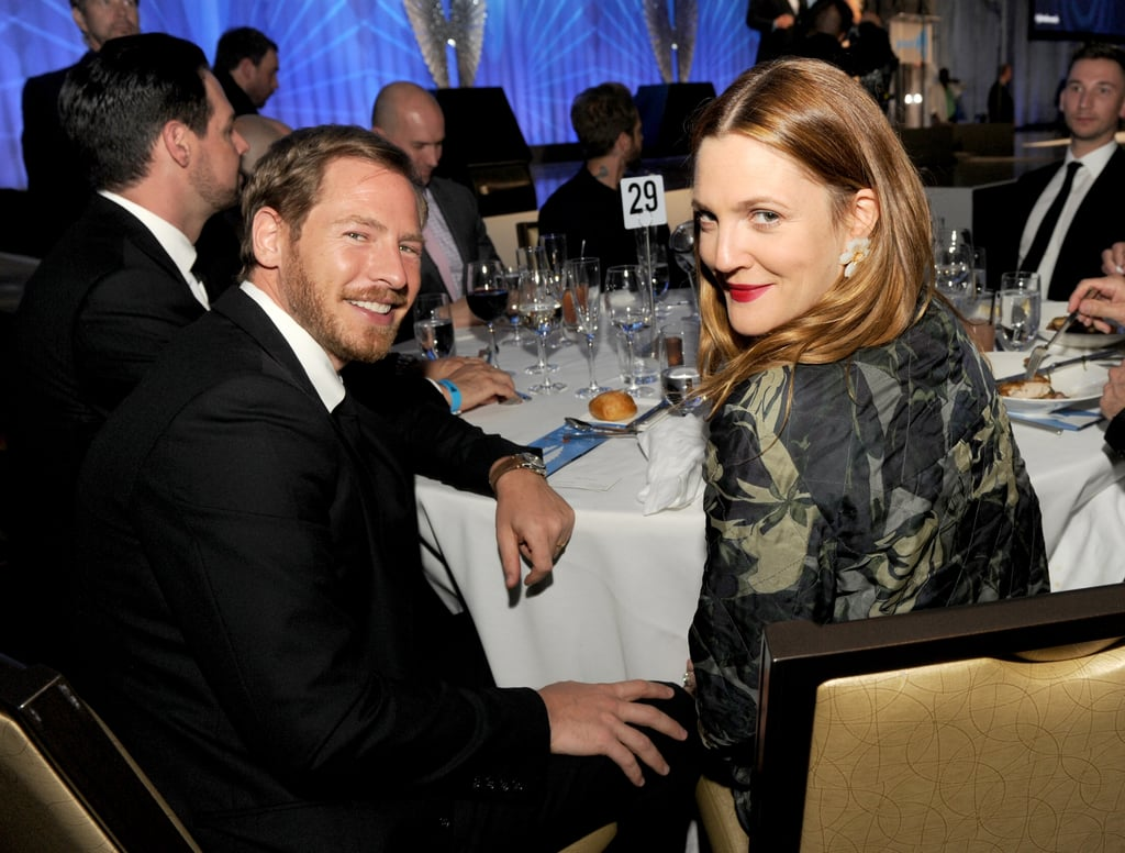 They attended the April 2013 GLAAD Media Awards in LA.