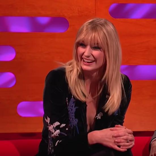 Sophie Turner Talking About Wedding Party on Graham Norton