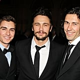 James, Dave, and Tom Franco