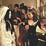 Mean Girls: Cady, Gretchen, and Karen