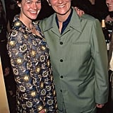 Leisha Hailey and k.d. lang
