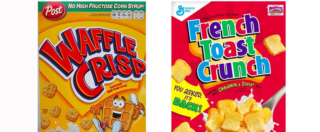 The Best Cereals From the '90s