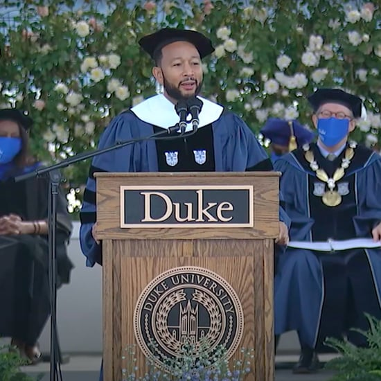 Watch John Legend's Full Duke University Commencement Speech