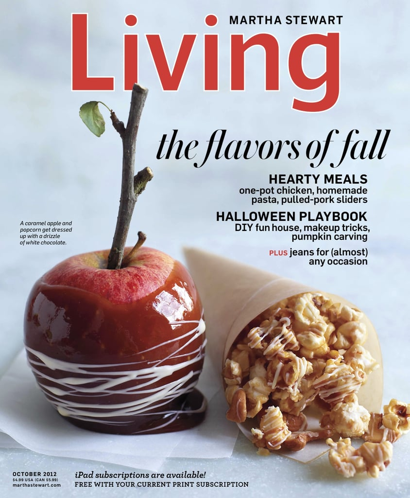 Photo courtesy of Martha Stewart Living. Copyright © 2012. Originally published in the October issue of Martha Stewart Living magazine