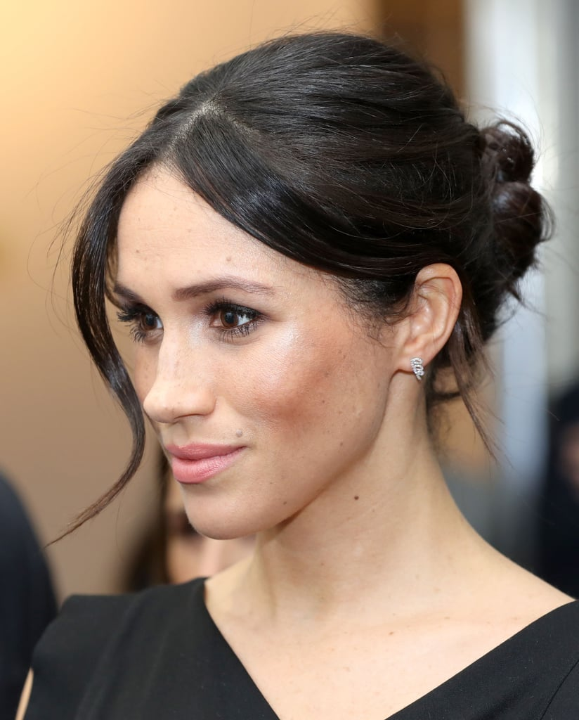 April: Meghan attended a reception for Women's Empowerment in London.