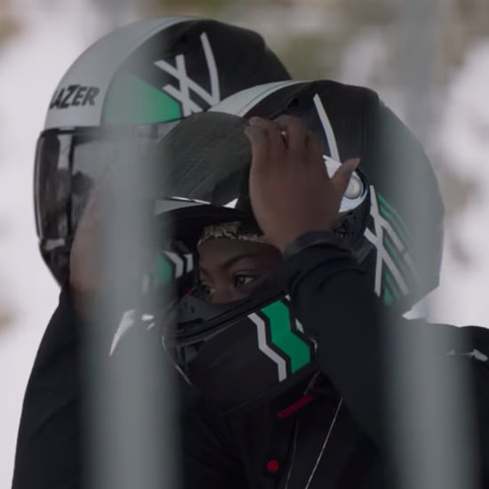 Serena Williams Shares Video of Nigerian Bobsled Team