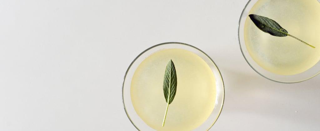 St Germain and Gin Euphoria Cocktail Recipe