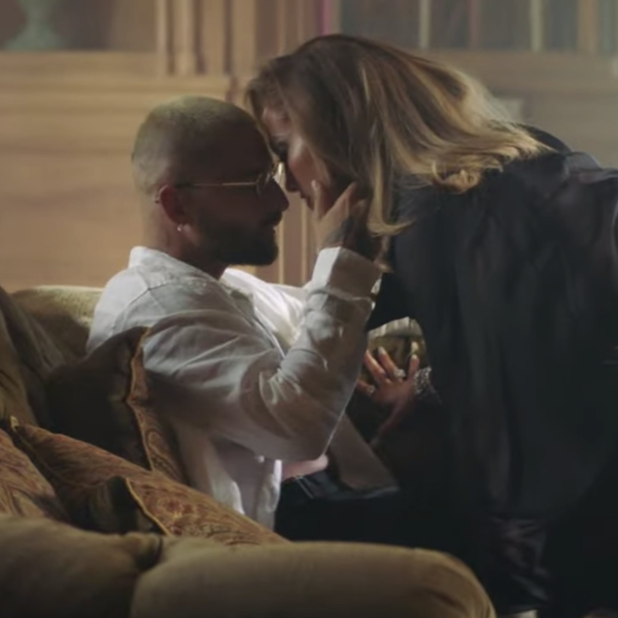 "Watch Jennifer Lopez and Maluma's ""Pa Ti — Lonely"" Video 