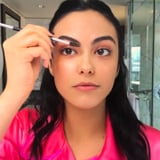 The Products Camila Mendes Uses After a  15-Hour Day of Clogging Pores  on Riverdale