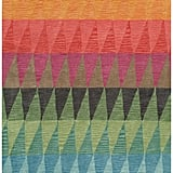 Cosmopolitan Stripe Hand-tufted Wool Rug ($125)