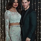 Priyanka Chopra and Nick Jonas Third Wedding Reception