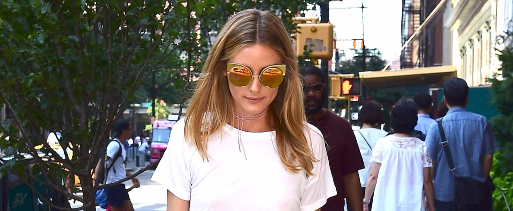 The 1 Outfit Combination Olivia Palermo Swears By, and So Will You