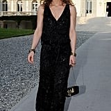 Pictures of Blake Lively and Rachel Bilson at Chanel Show