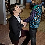 Ezra Proposes to Aria on Pretty Little Liars Pictures
