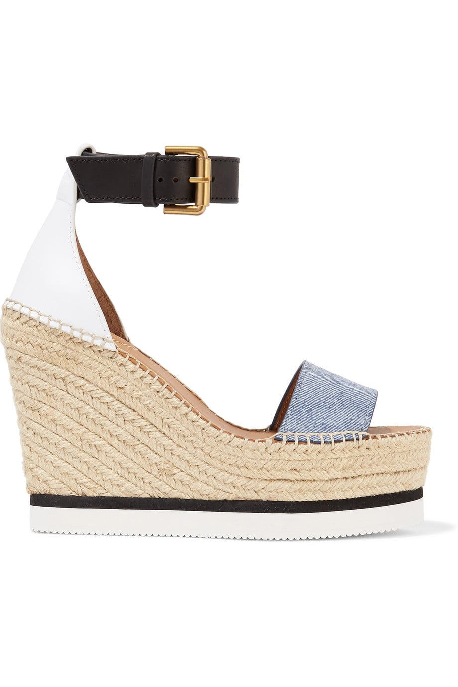 The Sporty Wedge | We Can't Keep Our