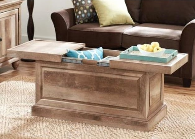 Better Homes Gardens Crossmill Collection Coffee Table Living Room Furniture From Walmart
