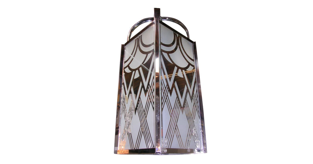the vintage acid etched art deco pendant 3 200 was made in france geometric furniture and. Black Bedroom Furniture Sets. Home Design Ideas