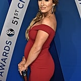 Jessie James Decker at the 2017 CMAs Pictures