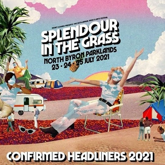 Splendour in the Grass 2021 Headliners and Lineup