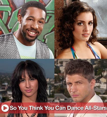 So You Think You Can Dance All-Star Cast List For Season 7