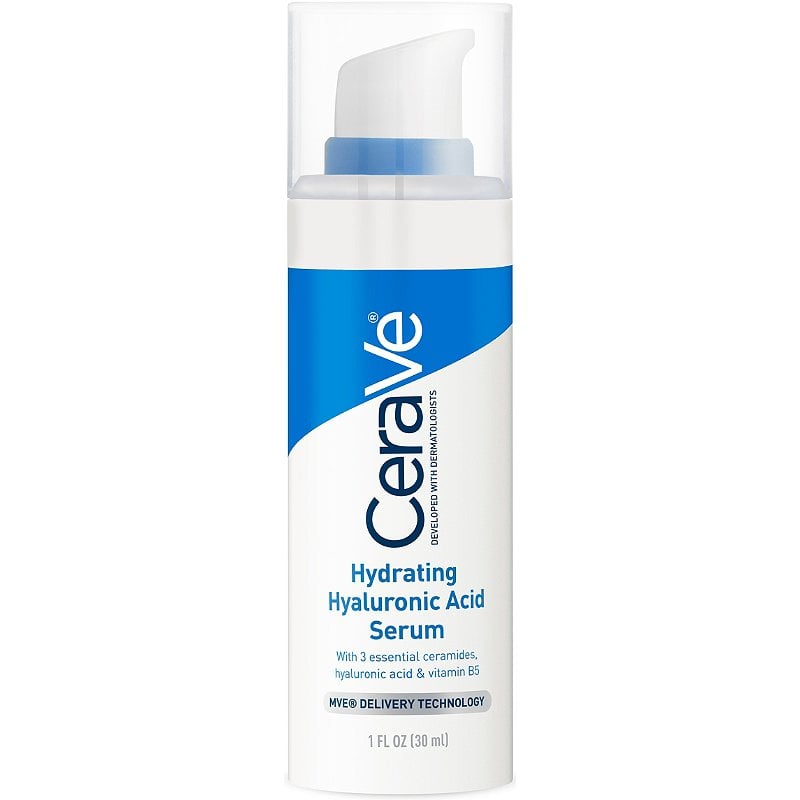 CeraVe Hyaluronic Acid Face Moisturizer