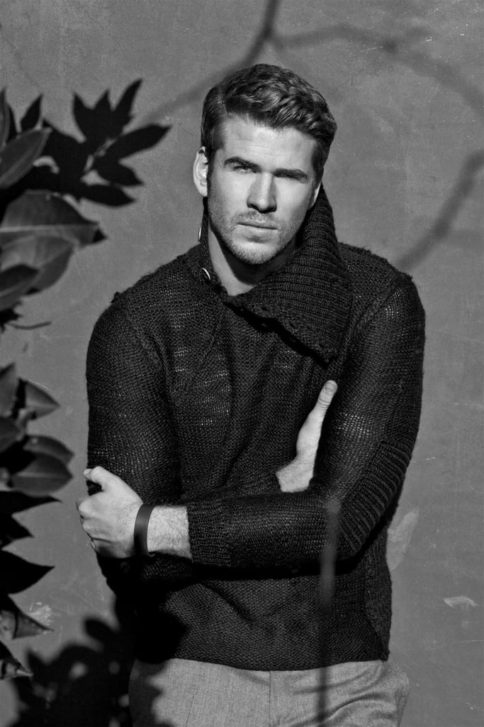 It feels only appropriate to celebrate Liam Hemsworth's birthday with a look at his sexiest snaps and smoulders. The Aussie star turns 25 this week, and over the past few years, he's become one of Hollywood's hottest heartthrobs, which, based on his brother Chris Hemsworth's Sexiest Man Alive title, seems to run in the family. While Liam definitely brought some seriously sexy looks to the big screen with his role in The Hunger Games, he's also had plenty of swoon-worthy moments off screen, too — both on the red carpet and in magazines. Take a look at 25 knee-weakening pictures of Liam Hemsworth to celebrate his 25th birthday, and then check out more must-see eye candy!