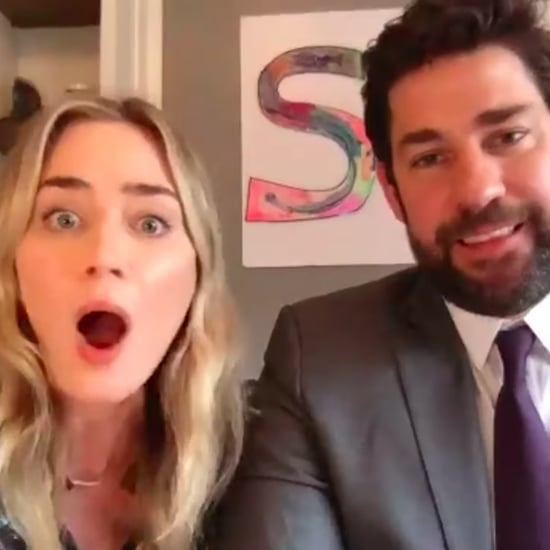 Hamilton Cast Reunites on John Krasinski's Some Good News